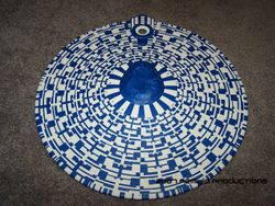 PLE Upper Saucer Aztec Pattern - 1