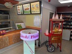 Shop opening promotion Spar Bentley Doncaster