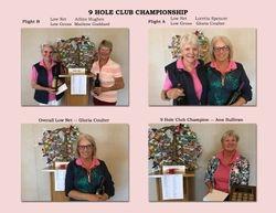 9 Hole Championship