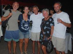John, Ann, Roy, Daria and Alex