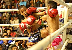 Professional child Muay Thai has come under fire for endangering and exploiting children