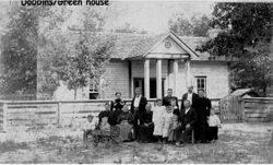 Dobbins Family and home