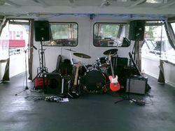 Band Set Up
