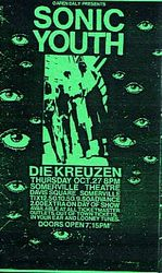 1988-10-27 Somerville Theatre, Somerville, Boston, MA
