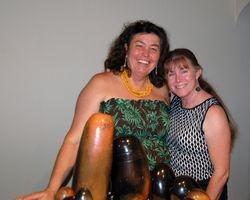 Marsha Judd, 2008-Clay in California