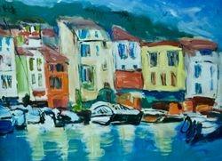 Hafen Cassis 2