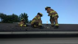 Roof Training, 7-16-13