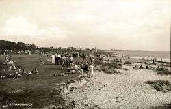 Hotell Strandbaden 1947