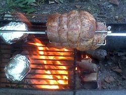 rotisserie beef