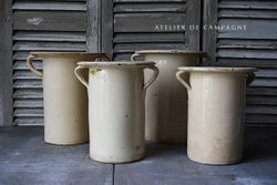 #27/228 TALL ITALIAN CONFIT POTS TALL ONES AVAILABLE