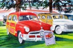 Wayne's Ford Woodie