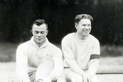 Morris Kirksey and Charley
