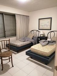 Antes dormitorios secundarios