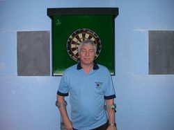 Mens Singles R/Up Clive Young
