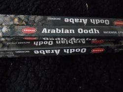 Rökelsestickor Arabian Oodh
