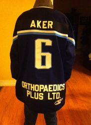 Orthopaedics Plus Jersey