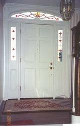 Newport News Doorway