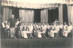The Southern Army Orchestra WW2