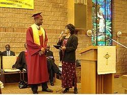 Top Student Honor Award Presented