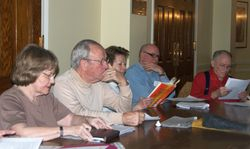 The Book Group Ponders