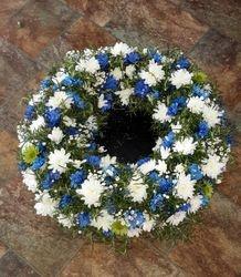 School Theme Coloured Wreath