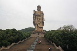 Grand Buddah in Wuxi