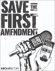 Save the First Amendment