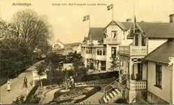Hotell Arild (Fru Troedssons pensionat) 1907