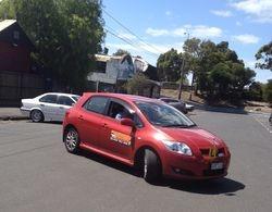 Driving School Maribyrnong - Toyota Corolla Hatch - Manual Transmission