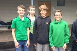 7th graders
