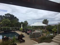 stunning home to get ready at Waiheke