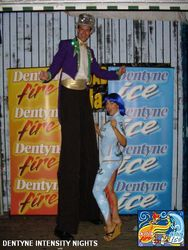 Dancing Stilts