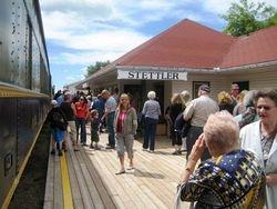 Stettler Trip June 2010