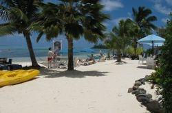 Muri Beach Club Hotel plage 2