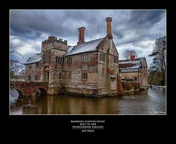 Baddesley Clinton House built in 1438, Warwickshire-England