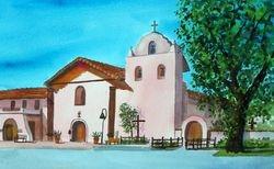 Santa Inés (Ynez) Mission