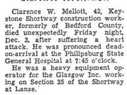 Mellott, Clarence W. - Part 1