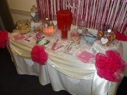 Candy buffet Hire, Barnsley.