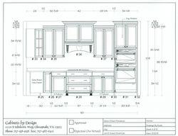 Kitchen Elevation 4