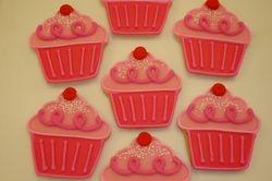 $3.50 each Pinkalicious cupcake cookies