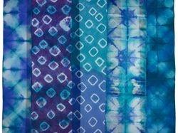 Ocean Blue Shibori