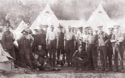 2nd 9th. Battalion 1917.