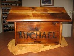 Michael's bird feeder