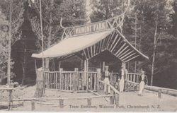 Wainoni Park 1907