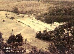 Detweiler Camp, S-112, Martin's Gap