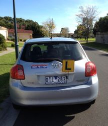 Driving School Melbourne VIC 3000 - Toyota Corolla Hatch - Automatic