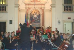 VC conducting Wagner in Martellago, VE