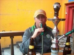 Hookah Bar, - Jason