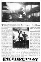 24 Milton Sills - Steel Worker