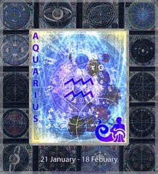 ARTFUL ASTROLOGY - AQUARIUS